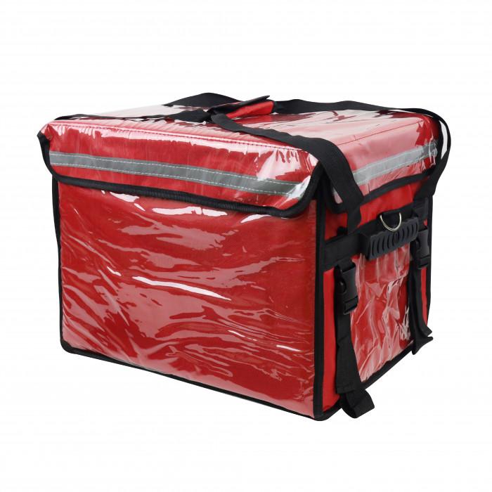 กล่อง Delivery สีแดง