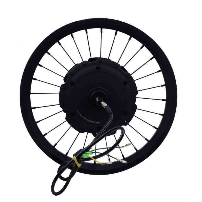 มอเตอร์ล้อหลัง 250W จักรยานไฟฟ้า EM2 สีดำ