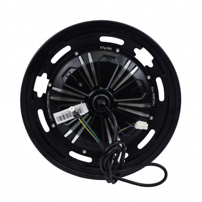 มอเตอร์ล้อหลัง 350W จักรยานไฟฟ้า EM VEDO สีดำ